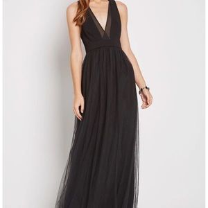 BCBGeneration Black Formal Dress